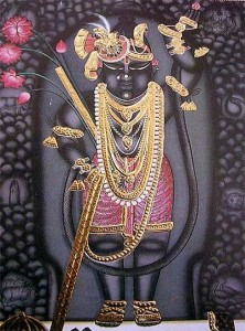 shrinathji Mangala Darshan
